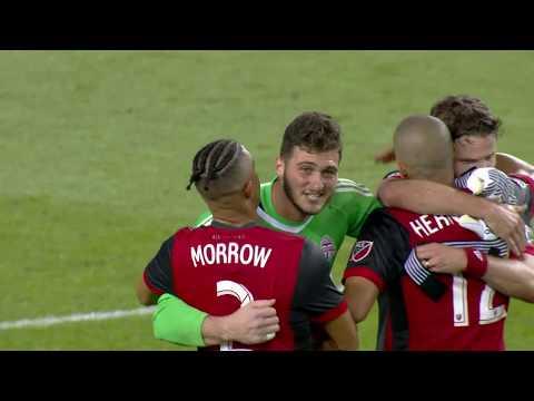 Video: Match Highlights: New England Revolution at Toronto FC - June 23, 2017