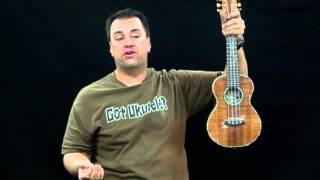 The History of the Hawaiian Ukulele with Master Luthier Joe Souza