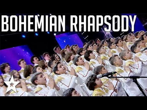 This Children's Choir Performs on Georgia's Got Talent