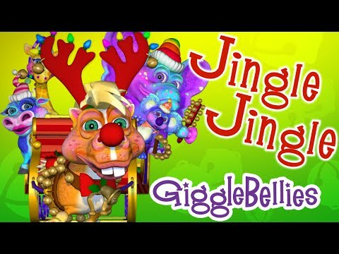 Jingle - SING. DANCE. LEARN! with The GiggleBellies Please visit http://www.TheGiggleBellies.com to find out more. AHOOGA! We have created this