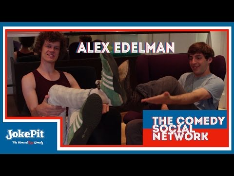 Alex Edelman JokePit Interview