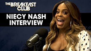 Video Niecy Nash Talks Her Bossy Character On 'Claws', Growing Up Funny + More MP3, 3GP, MP4, WEBM, AVI, FLV Oktober 2018
