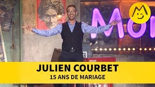 Julien Courbet - 15 ans de mariageYoutube : https://www.youtube.com/user/FestivalDuRireTVFacebook : https://www.facebook.com/Montreux.Comedy.FestivalTwitter : https://twitter.com/MontreuxComedyVine : https://vine.co/MontreuxComedyInstagram : https://instagram.com/montreuxcomedy/