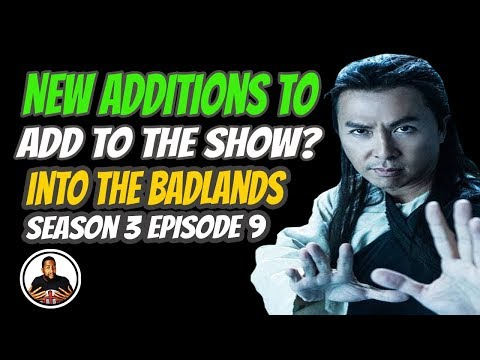 Into The Badlands Season 3 episode 9: Donny Yen vs Sunny!