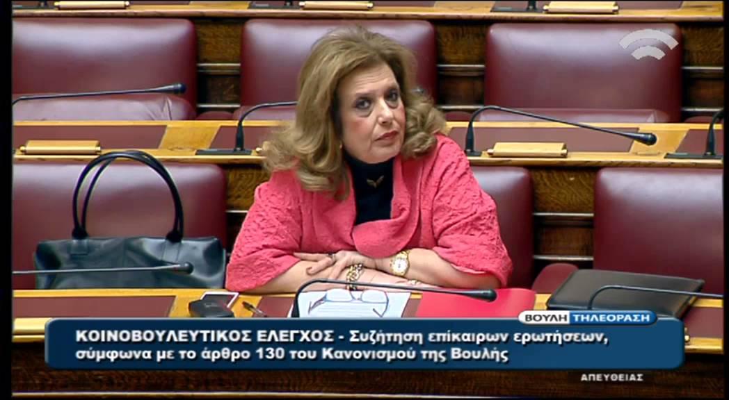 Βουλή: Προσλήψεις μόνιμων εκπαιδευτικών προανήγγειλε ο Ν. Φίλης