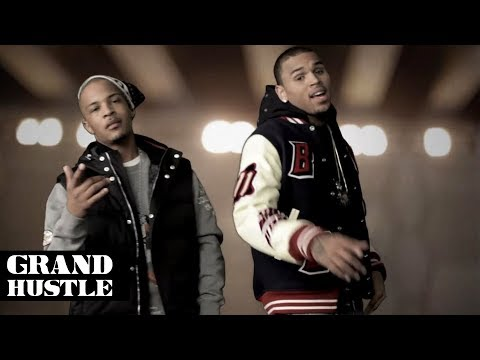 T.I. – Get Back Up ft. Chris Brown [Official Music Video]