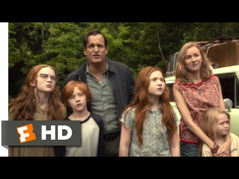 The Glass Castle (2017) - The Nicest House in the County Scene (3/10) | Movieclips