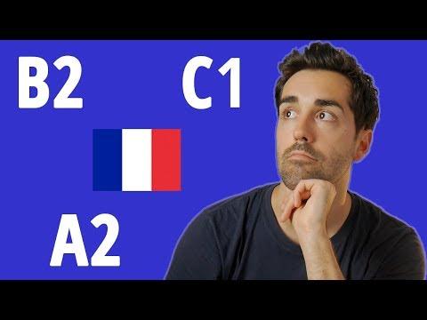 Quel est votre niveau de français ?
