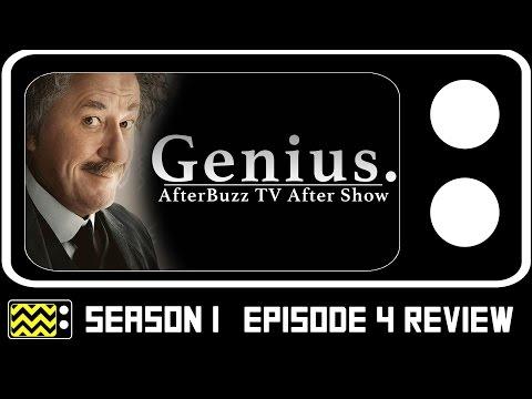 Genius Season 1 Episode 4 Review & After Show | AfterBuzz TV
