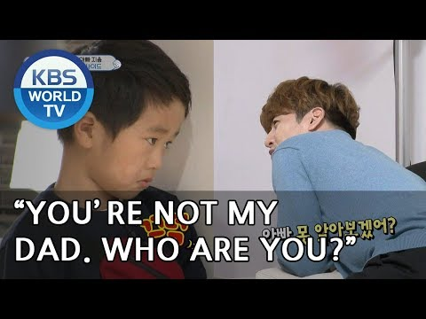 "Seungjae ""you're Not My Dad. Who Are You?"" [the Return Of Superman/2018.12.09]"