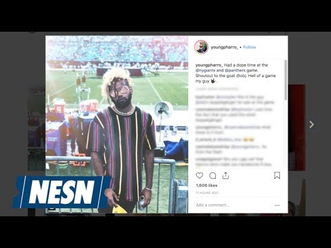 Video: Does Odell Beckham Jr Have A Twin?