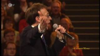 Robin Gibb († 2012) @ Thomas Gottschalk - Massachusetts (Bee Gees)