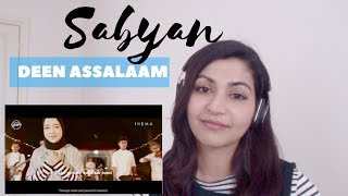 Video Sabyan- Deen Assalaam (cover) -- Reaction Video! MP3, 3GP, MP4, WEBM, AVI, FLV Juni 2018