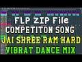 FLP Link Competition Song Jai Shree Ram Vs Dialogue Hard Vibrat Dance Mix