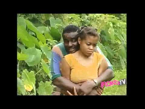 Emeka Ike Bully Girl Along Footpath!
