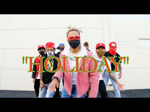 """HOLIDAY"" - Lil Nas X | @THEFUTUREKINGZ x @JABBAWOCKEEZ x @FOX46NICK (Dance Video)"