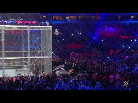 Shane McMahon vs. The Undertaker: Hell in a Cell Match: WrestleMania 32 (FULL MATCH)