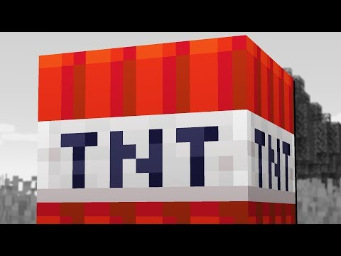 They updated TNT in Minecraft 1.14 ...there's a Problem