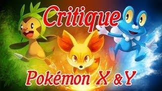 Critique Pokémon X Y (3DS, 2013)