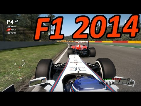 F1 - F1 2014 Game Discussion: Talking about topics hinted by Steve Hood from Codemasters about what we might see in F1 2014 including brake wear, Replay Cameras, Driver Interactions and reactions...