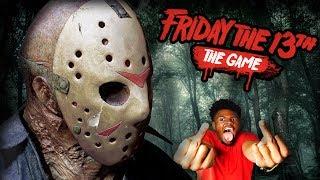 Friday the 13th Game Gameplay! WHATS GOOD YOUTUBE ITS YA BOY STONDIE I HOPE YALL ENJOYED THE GAMEPLAY!