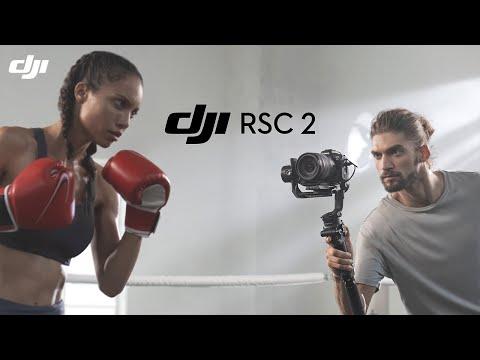 DJI - Introducing DJI RSC 2
