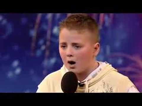 Britain's got talent-Andrew Johnson