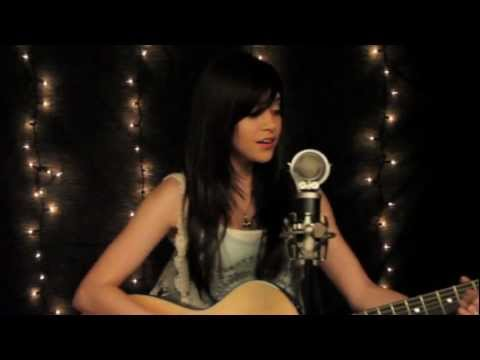 Tekst piosenki Megan Nicole - The One That Got Away (cover) po polsku
