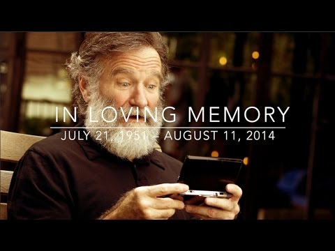 in memoria di robin williams
