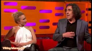 The Graham Norton Show - S13E10 - Dan Stevens, Hayden Panettiere & Micky Flanagan - 7th June 2013