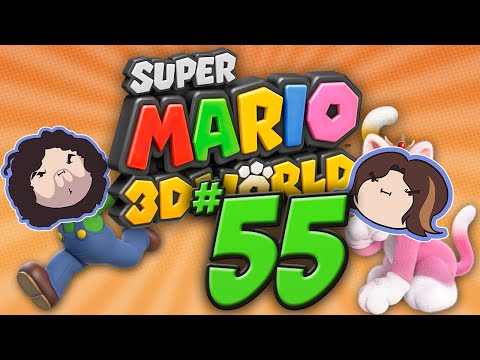 Super Mario 3D World: Just Mayhem - PART 55 - Game Grumps