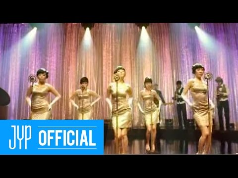 Wonder Girls NOBODY US Debut Single  HD MV
