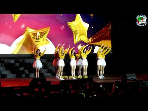 20190104. MOMOLAND [모모랜드] 'LIVE IN CONCERT' In DUBAI. [ORGEL (Dance Performance)]
