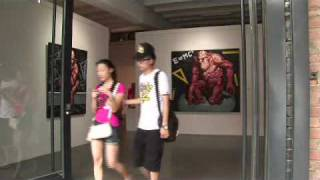 Some scenes at the 798 Art Zone, DaShanZi, Beijing