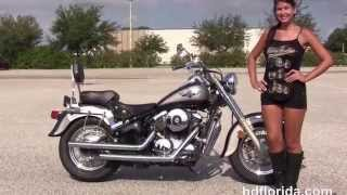 9. Used Kawasaki  Vulcan 800 Classic Motorcycles for sale in Tampa FL