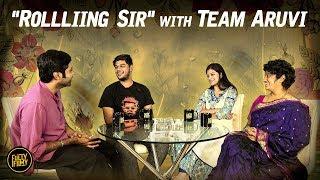 "Video ""Rollliing sir"" with Team Aruvi | Fully Filmy MP3, 3GP, MP4, WEBM, AVI, FLV April 2018"