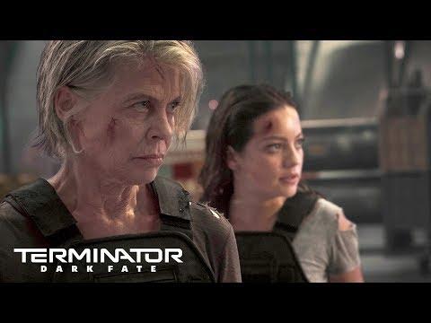 Вышел новый трейлер фильма «Терминатор: Тёмные судьбы»