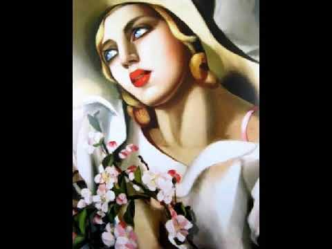 Happy 120th Birthday Tamara de Lempicka