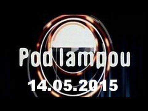 Večer pod lampou - Korupcia česká, korupcia slovenská
