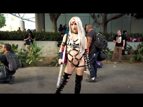 Anime Expo 2019 Cosplay Video