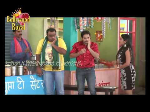 Video On Location Of TV serial 'Bhabhiji Ghar Par Hain'  Tika & Malkhan Eve Teasing Part  2 download in MP3, 3GP, MP4, WEBM, AVI, FLV January 2017