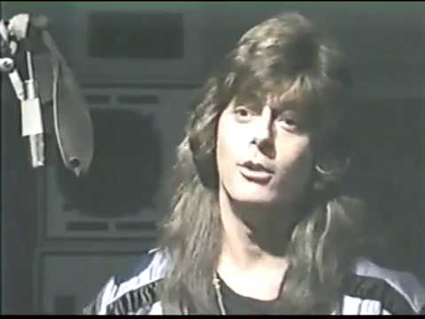 Deep Purple's Slaves and Masters  Behind the scenes at the studio in 1990:  This is a brilliant video piece from the studio with Deep Purple featuring interviews with Roger Glover and Joe Lynn Turner as the band completed the Slaves and Masters album. We get to see some brilliant photos and curious behind the scenes material including Jon Lord, Ian Paice and Ritchie Blackmore....never before seen!Thanks to Greg Rike.
