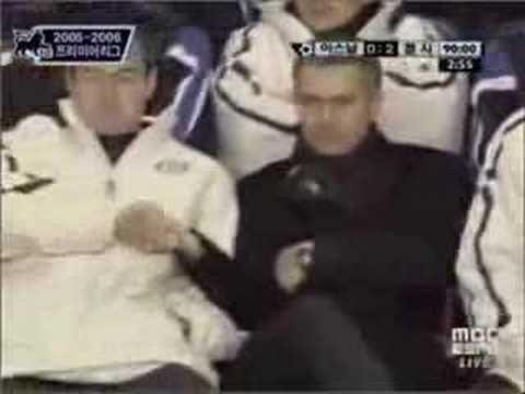Momentos de Mourinho en el Chelsea