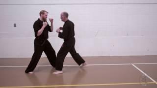 Green Belt Partner Naihanchi Kick