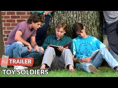 Toy Soldiers 1991 Trailer   Sean Astin   Wil Wheaton