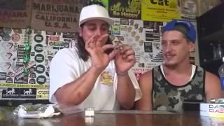 SUPERNATURAL HASH OIL JOINT!!!!! by Custom Grow 420