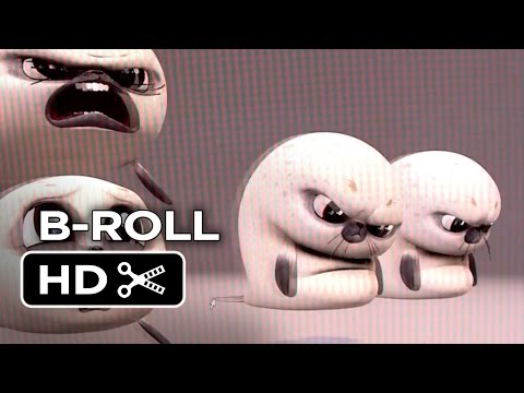 Penguins of Madagascar B-Roll