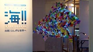 サイエンス・ピックアップ (10)「海!! 出航!ふしぎな世界へ」科学技術館・特別展