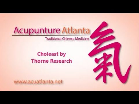 Supplement Spotlight: Thorne Research Choleast