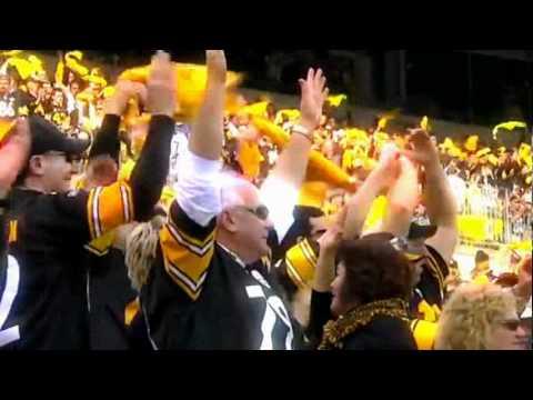 Pittsburgh Steelers Renegade 2011-12 -- Benstonium.com